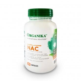 N-Acetil-Cisteina (NAC) Organika 500 mg 90 capsule