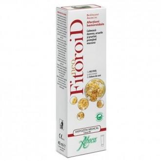 Neofitoroid bio, unguent pentru hemoroizi 40ml