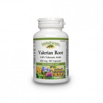 Valerian Root (Valeriană forte) 300 mg 90 capsule