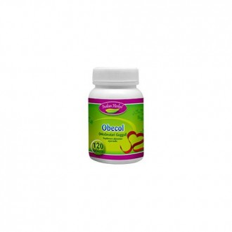 OBECOL, 120 TABLETE - Indian Herbal