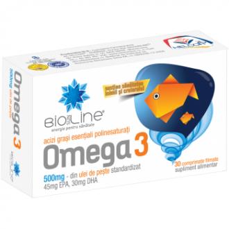 Omega 3 30cpr BIO SUN LINE