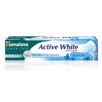 Pasta de dinti Active White 75ml HIMALAYA