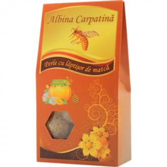 Perle cu miere si menta 100g Apicola Pastoral Georgescu