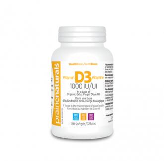 Vitamina D3 Forte 1000 UI 180 capsule moi