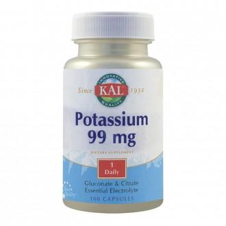 Potassium 99mg 100 capsule