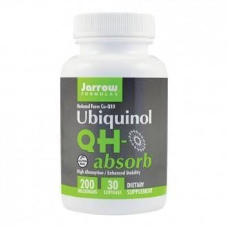 QH-absorb(Co-Q10 200mg) 30tb - Jarrow Formulas - Secom