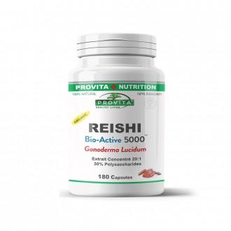 Reishi Bio-Active Provita Nutrition 180 capsule