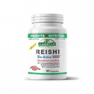 Reishi Bio-Active Provita Nutrition 90 capsule