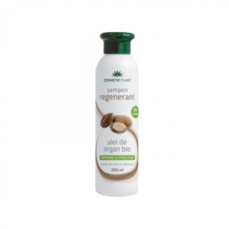 Sampon Regenerant cu ulei de argan bio 250ml Cosmetic Plant
