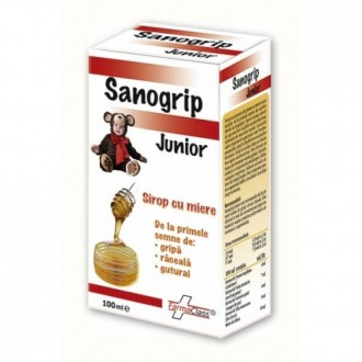 Sanogrip Junior Sirop100ml Farmaclass