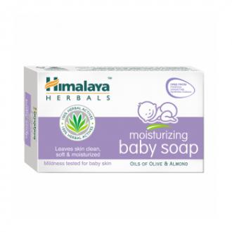 Sapun hidratant pentru copii (moisturizing baby soap) 75gr HIMALAYA