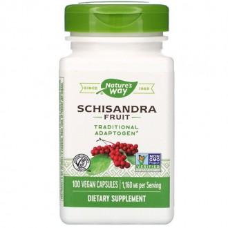 Schisandra Fruit 100 capsule Secom