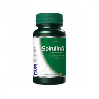 Spirulina 60 capsule DVR PHARM
