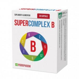 Super complex b 30 capsule PARAPHARM