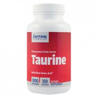 Taurine 1000mg 100tb - Jarrow Formulas - Secom