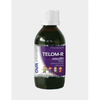 TELOM-R sirop pentru copii 150ml DVR PHARM