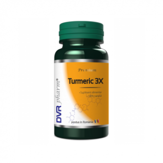 Turmeric 3X 60 capsule DVR PHARM
