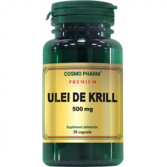 Ulei de krill 30 capsule COSMOPHARM