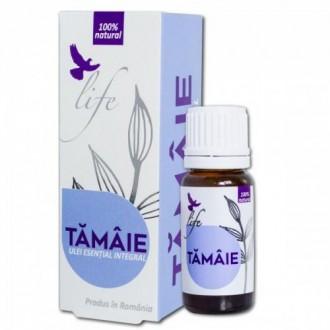 Ulei Esential Integral de tamaie sacra, 5ml - Life Bio