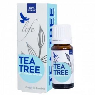 Ulei volatil de Arbore de ceai 10ml Bionovativ