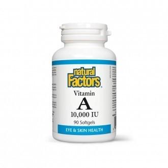 Vitamina A 10.000 UI 90 capsule moi