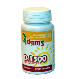 Vitamina d-1500 60tbl