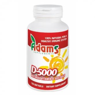 Vitamina d-5000 120cpr