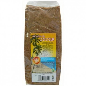Zahar de cocos 500gr HERBALSANA