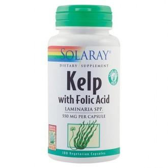 Kelp 550mg 100 capsule Secom