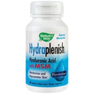 Hydraplenish Plus MSM 60 capsule Secom