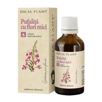 Tinctura de Pufulita cu flori mici 50ml Dacia Plant