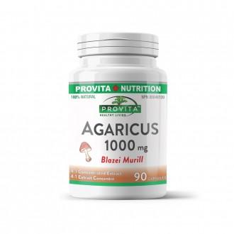 Agaricus Blazei Murill 1000 mg 90 capsule