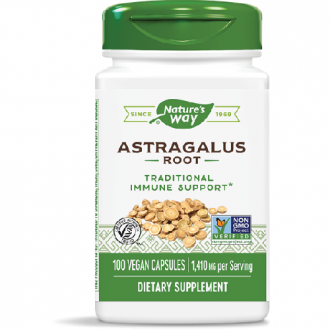 Astragalus Root 100 capsule Secom