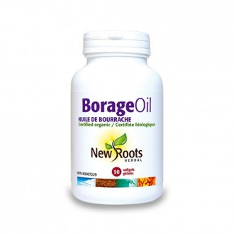 Borage Oil pur 1000 mg 60 capsule moi