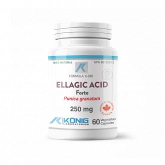Acid Ellagic Forte 250 mg 60 capsule vegetale