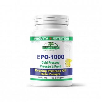 Omega 6 Ulei de Primula Provita Nutrition 1000 mg 60 capsule