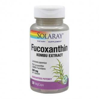 Fucoxanthin 30 capsule Secom