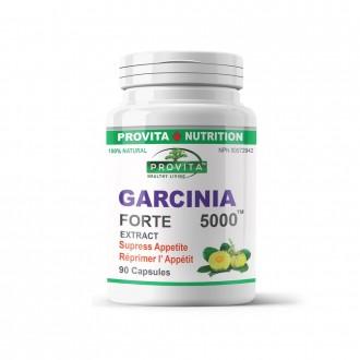 Garcinia 5000 Forte 90 caps Provita Nutrition