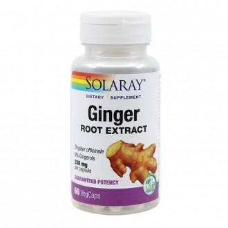 Ginger Root (Ghimbir) 60cps Secom