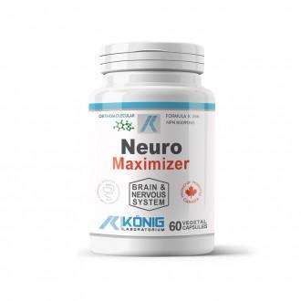 Neuro Maximizer 60 capsule de origine vegetala