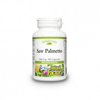Saw Palmetto Forte 500 mg 90 capsule