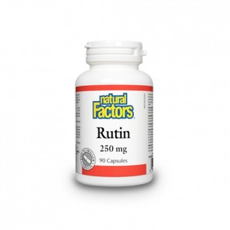 Rutin cu vitamina C 250 mg 90 capsule
