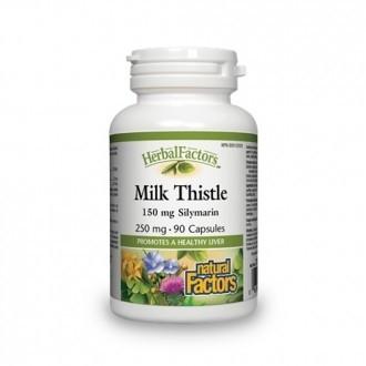 Silimarin Milk Thistle 250 mg 90 capsule