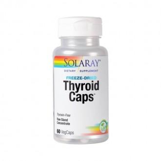 Thyroid Caps 60 capsule Secom