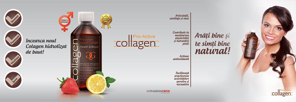 Collagen Lichid Pro Active